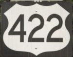 Twp. Police Charge Driver Following Rt. 422 Crash