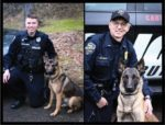 City Police Awarded Roethlisberger Donation For K9 Fund