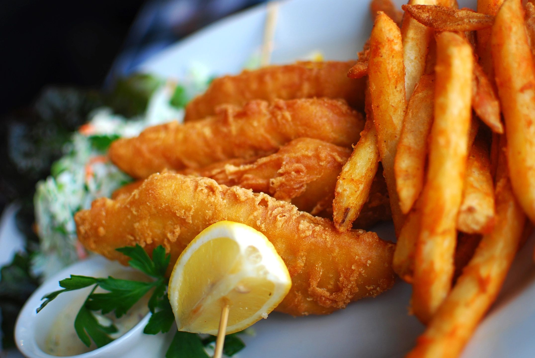 Local Fish Fryes Change Plans