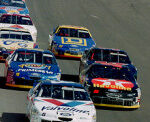 NASCAR Cup Series at Charlotte on Sunday