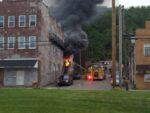 Fire At Lyndora Apartment