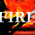 Crews Battle Fully Involved Fire In Harrisville