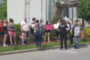 Local Protesters In Saxonburg/Online Rumors Caused Concerns
