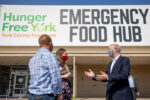 Gov. Wolf Thanking Food Banks And Volunteers