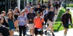 Slippery Rock Enrollment Slightly Up For Fall