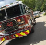 Multiple Departments Respond To Mars Fire