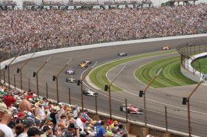 No fans at this month's Indianapolis 500